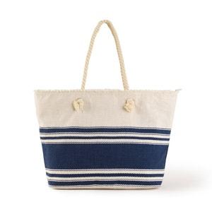 Shopper, gestreift La Redoute Collections
