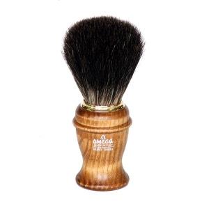 Blaireau, brosse pur poil de blaireau 6191 Omega OMEGA