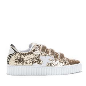 Sneakers MADISON GLITTER GOLD SERAFINI