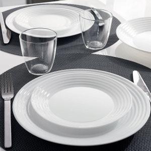 Service de table ligne blanc 19 pièces Harena LUMINARC