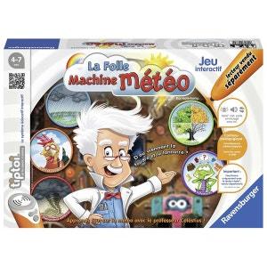 Jeu intéractif : La folle machine Météo - Tiptoi RAVENSBURGER