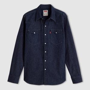 Hemd in jeans met lange mouwen LEVI'S