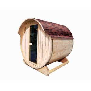Bardeau bitumeux la redoute for Kit sauna exterieur
