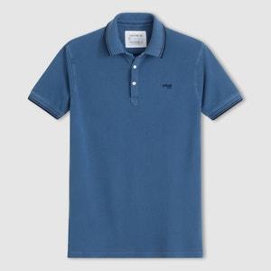 Short-Sleeved Polo Shirt SCHOTT