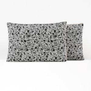 Palmeira pillowcase in percale cotton