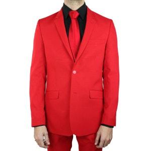 costume homme rouge bordeau la redoute. Black Bedroom Furniture Sets. Home Design Ideas