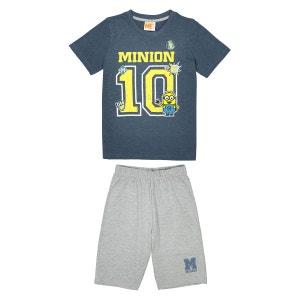 Pyjashort 4-10 ans LES MINIONS