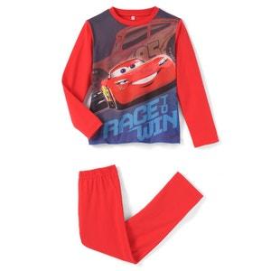 Piżama 3-12 lat CARS