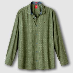 Hemd, reine Baumwolle S OLIVER