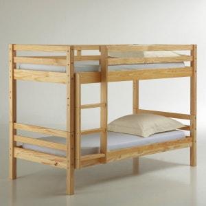 Lits superposés, lits jumeaux, pin massif, Maysar La Redoute Interieurs