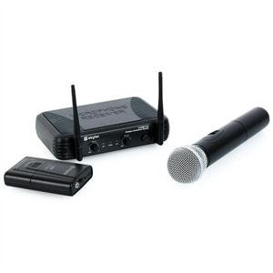 STWM712C Set Micro sans Fil VHF 2 Canaux Headset SKYTEC
