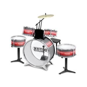 Batterie enfant Rock Drummer BONTEMPI