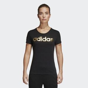 T-shirt met ronde hals en korte mouwen ADIDAS PERFORMANCE