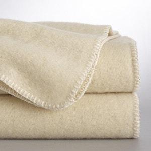 Couverture 100% laine naturellement colorée, ROMU La Redoute Interieurs
