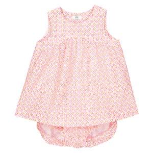Ensemble bébé robe et bloomer 0 mois - 3 ans La Redoute Collections