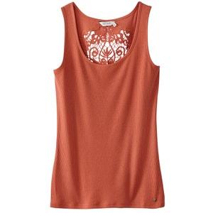 Gładki T-shirt z okrągłym dekoltem KAPORAL 5
