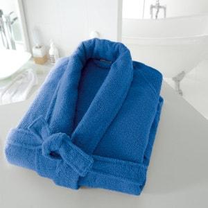 Bathrobe with Shawl Collar and Patch Pockets, 350 g/m² SCENARIO