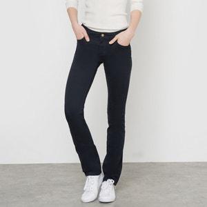 Pantalón 5 bolsillos, corte recto R essentiel