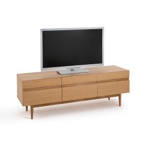 Mueble TV de roble 160 cm Laval