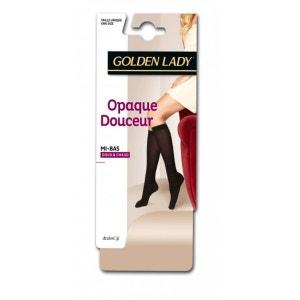 Mi Bas Opaque mat Noir 70D GOLDEN LADY