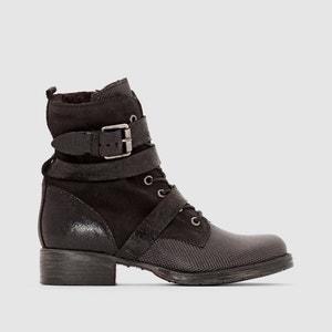 NORTON leather boots MJUS