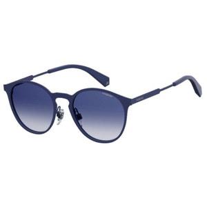 51df96b14383ec Lunettes de soleil pour femme POLAROID Bleu PLD 4053S PJP Z7 50 21 POLAROID