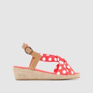 Sandales compensées abcd'R