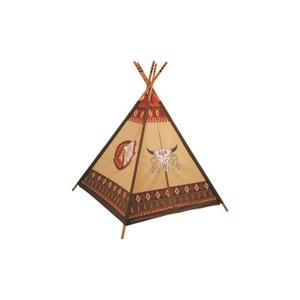 Knorrtoys 55900 Tipi indien avec montants en bois et toile imprimée KNORRTOYS