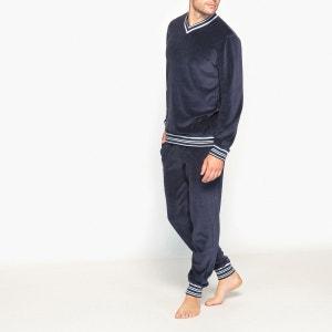Pyjama velours La Redoute Collections