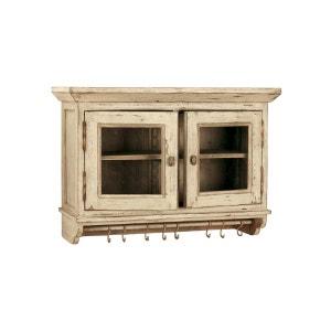 Meuble haut 2 portes vitrées INTERIOR S