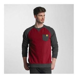 Sweatshirt Just Rhyse Oslo Var Gris foncé Melange Port DEFANZY