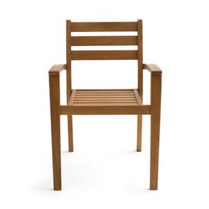 Кресло обеденное садовое из акации, Shayne AM.PM.