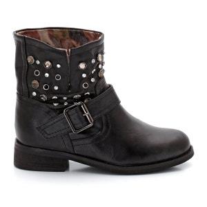 Diamanté Ankle Boots abcd'R