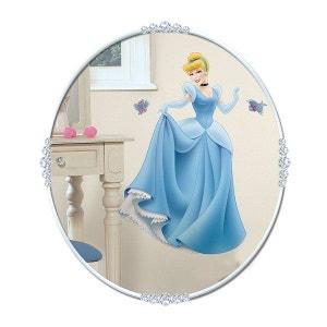 Stickers de décor : Autocollants : Princesses Disney Cendrillon FUN HOUSE