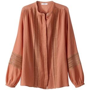 Hemd aus Baumwolle, gerade Schnittform SUNCOO