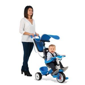 Tricycle Baby Balade 2 Bleu - SMO741102 SMOBY