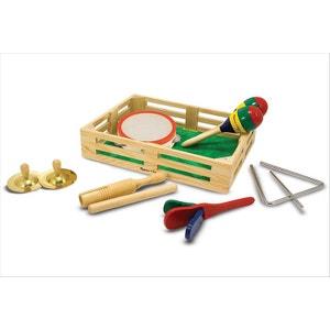 6 instruments de musique pour enfants MELISSA ET DOUG