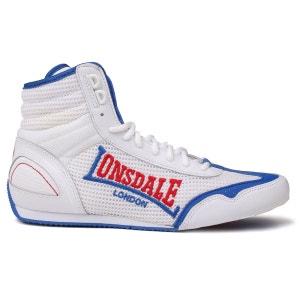 Contender Hommes Chaussures De Boxe LONSDALE
