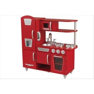Cuisine Vintage Rouge - KID53173 KIDKRAFT