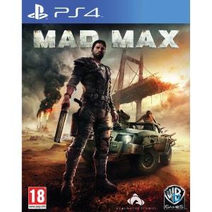 Mad Max PS4 WARNER BROS. INTERACTIVE
