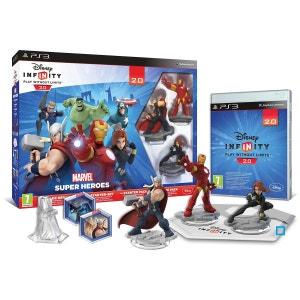 Disney Infinity 2.0 : Marvel Super Heroes - Starter Pack PS3 DISNEY INTERACTIVE STUDIOS