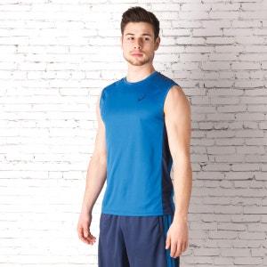 Haut sans manche AsicsEssentials pour homme en bleu et bleu marine ASICS