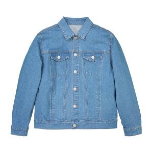 Veste en jean oversize 10-16 ans La Redoute Collections