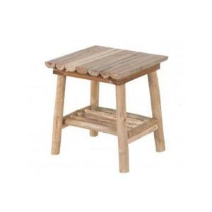 Table d'appoint en teck Refuge ZAGO