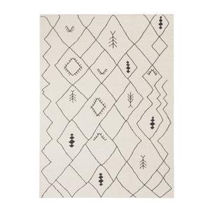 Barkham Berber Style Hand-Woven Rug