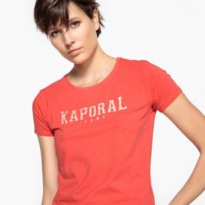 T-shirt estampada com gola redonda, mangas curtas KAPORAL 5