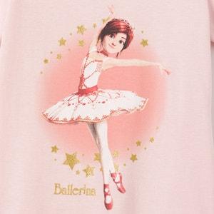 Pyjashort imprimé, Ballerina BALLERINA