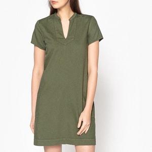 Kleid ROCINA, gerade Form, unifarben HARTFORD