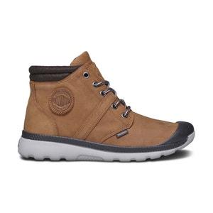 Zapatillas deportivas de caña alta de piel 74451 PALAVIL MID CUF F PALLADIUM