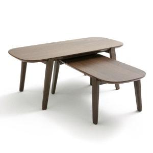 Tables basses gigognes (lot de 2) AGURA La Redoute Interieurs